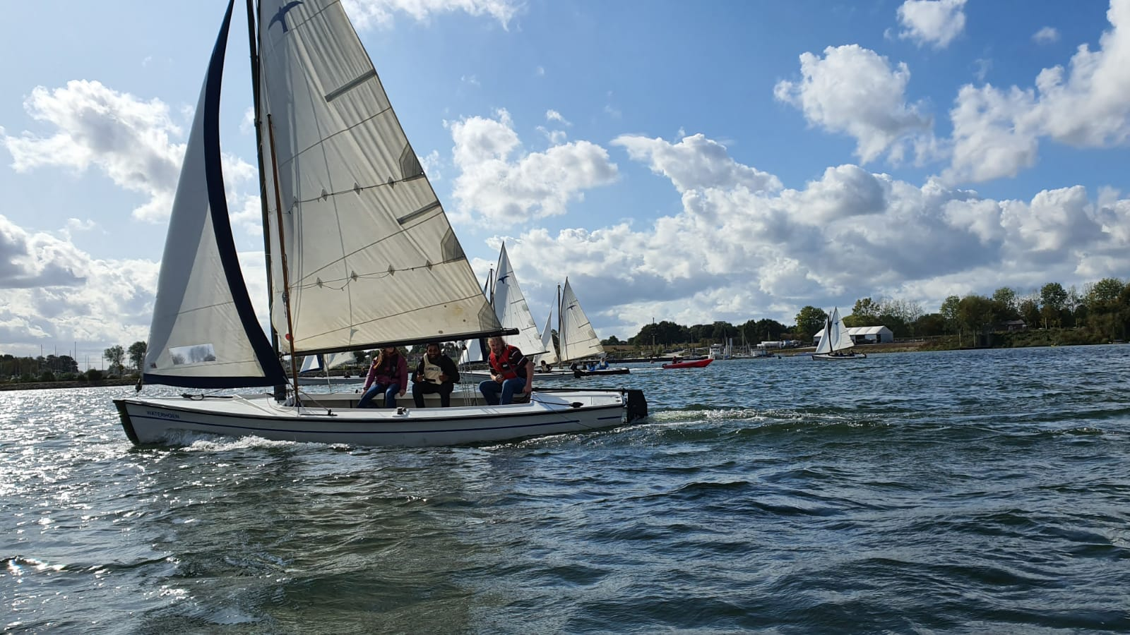 Open Sailing Event